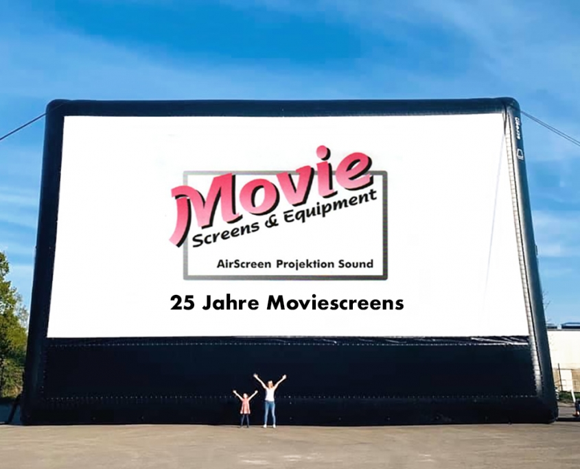 25 Jahre Moviescreens